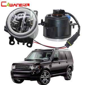 Land Rover Discovery 4 2010-2013 Car LED Bulb Fog Light + Angel Eye DRL