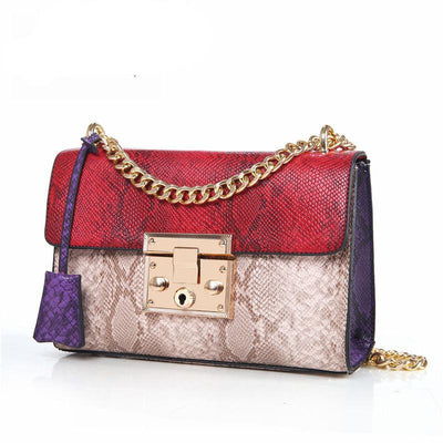 Serpentin Crossbody Bag - LuxuraEessa