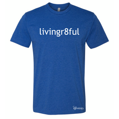 Livingr8ful Royal T-Shirt