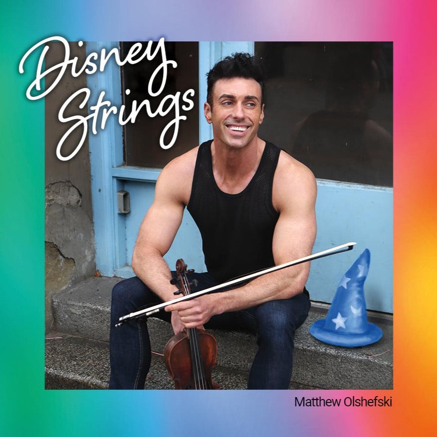 Disney Strings CD