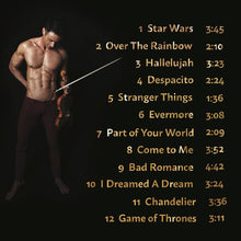Shirtless Violinist Vol. I CD
