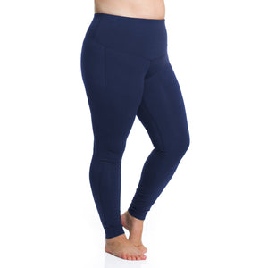 Women's Plus Size Compression Leggings - Tall