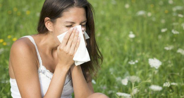 Human - Living with Hay Fever