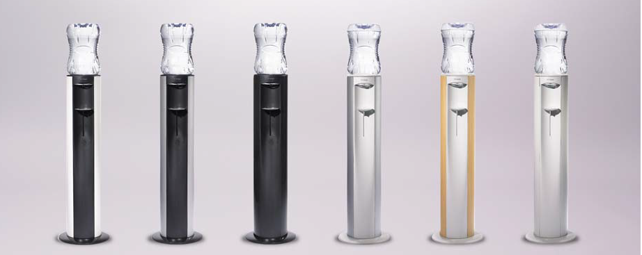 Bottle - Ebac SlimCool WaterCooler