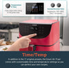 Cosori 5.5Ltr Premium Air Fryer CP158 Red - RIBI Malta