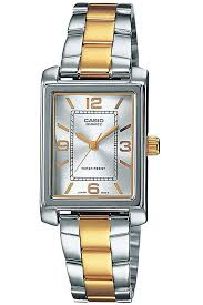 Casio LTP-1234PSG-7A Women's Quartz watch with Steel Strap - RIBI Malta