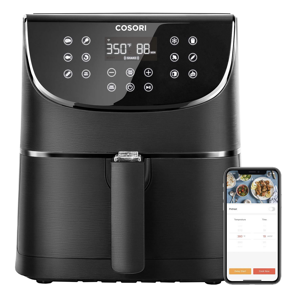 Cosori 5.5Ltr Smart Air Fryer CS158 - RIBI Malta