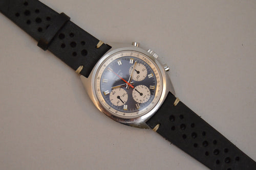 Heuer Carrera manual wind chronograph ref: 73653 - 1974