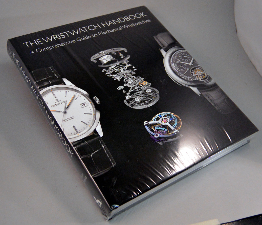 The Wristwatch Handbook By Ryan Schmidt - Hardback.