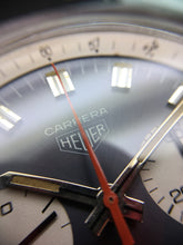 Load image into Gallery viewer, Heuer Carrera manual wind chronograph ref: 73653 - 1974