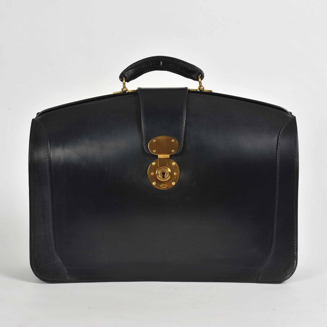 The Bow Top Briefcase