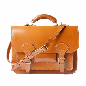 Stanwyck Bridle Satchel