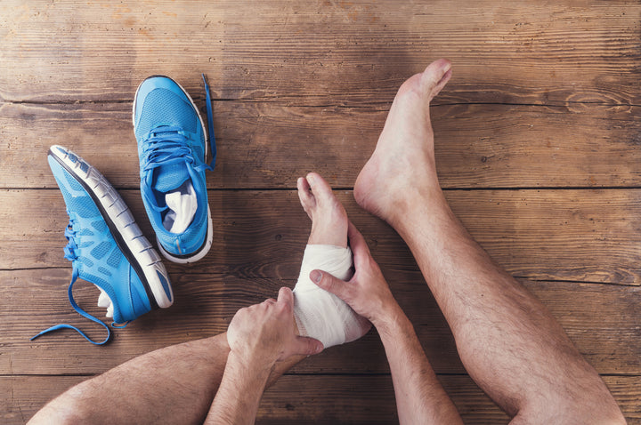 Physiotherapy: Ankle Instability and Chronic Ankle Sprains