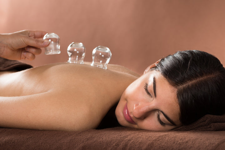 Cupping Therapy - Massage Therapy