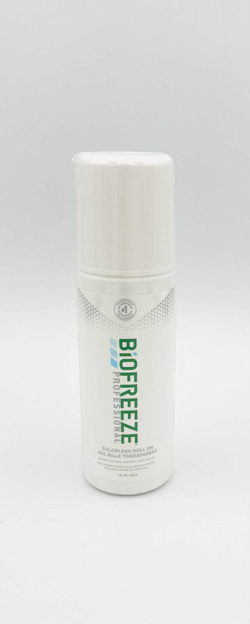 Biofreeze Professional Strength - Roll On - 3 oz