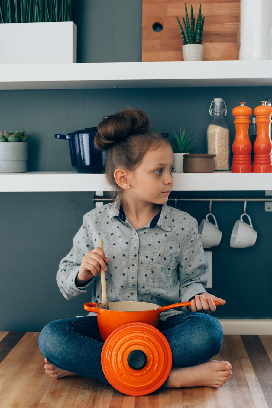 Virtual Kids Cooking Classes with Dietitian Gabby
