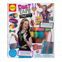 Kit Deluxe per Decorare Accessori con Nastri Adesivi Duct Tape - 769X