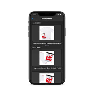 SwiftSole V2 iOS For Supreme