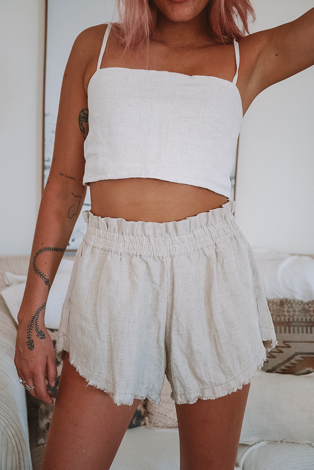 The Sunday Shorts in Natural