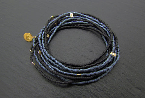Signature stretch bracelets