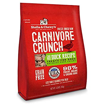 Carnivore Crunch Duck Recipe - PetProductDelivery.com