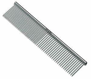 "Professional 7 1/2"" Steel Comb - PetProductDelivery.com"