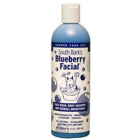 Blueberry Facial - PetProductDelivery.com