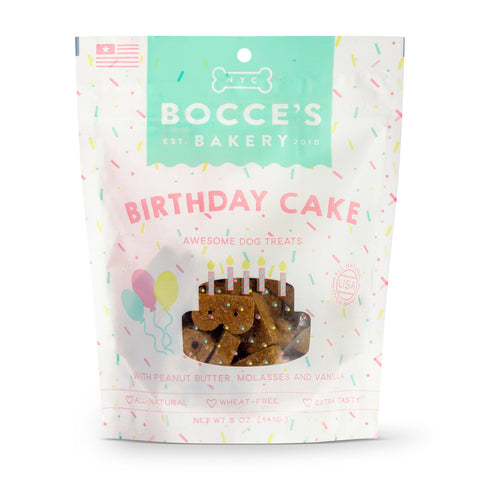 Birthday Cake Biscuits - PetProductDelivery.com