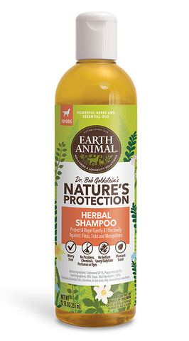 Nature's Protection Herbal Shampoo - PetProductDelivery.com