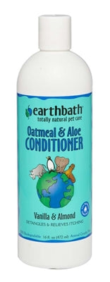 Oatmeal and Aloe Conditioner