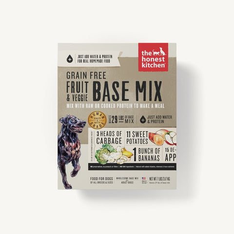 Dehydrated - Grain-Free Fruit & Veggie Base Mix