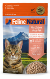 Lamb and King Salmon Feast Freeze-dried Cat Food