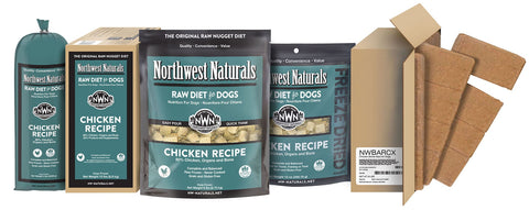 Freeze Dried Nuggets Chicken Recipe Raw Diet for Dogs