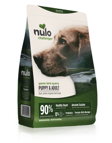 Challenger Game Bird Quarry Puppy & Adult dry kibble