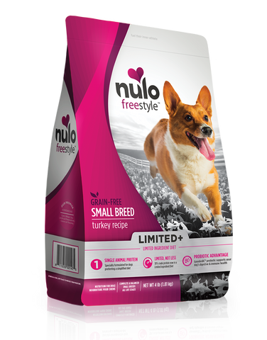 Limited + Grain-free Small Breed Turkey Recipe dry dog kibble - PetProductDelivery.com