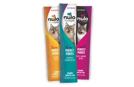 Grain-free Perfect Purees - Lickable Treats for cats