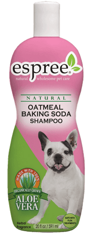 Natural Oatmeal Baking Soda Shampoo