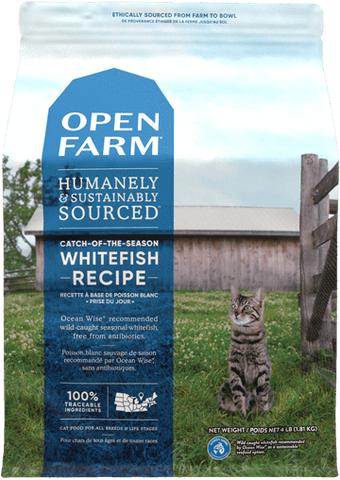 Catch-of-the-Season Whitefish Dry Cat Food - PetProductDelivery.com