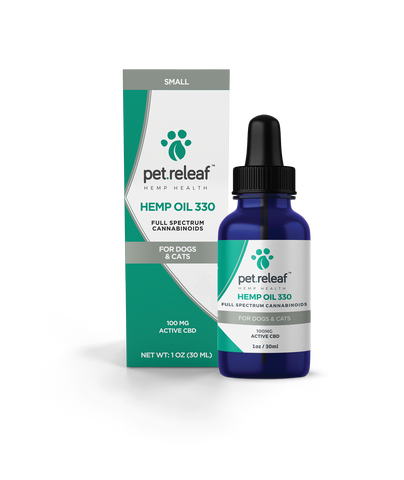 Hemp Oil 330 - PetProductDelivery.com