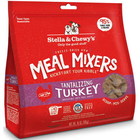 Meal Mixers Tantalizing Turkey