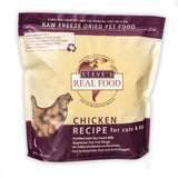 Freeze Dried Chicken Recipe for cats and dogs