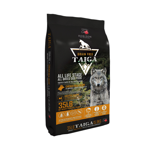 Taiga Grain-free Chicken dry kibble for large dogs - PetProductDelivery.com