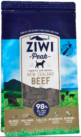 Air-dried Beef food for dogs - PetProductDelivery.com