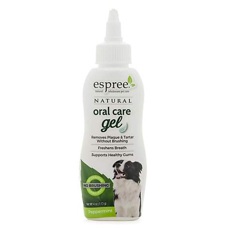 Oral Care Gel - Peppermint Flavor - PetProductDelivery.com