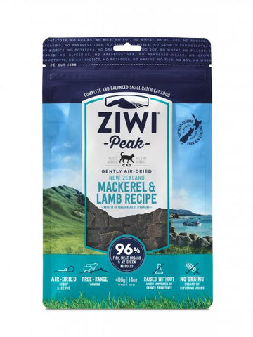 Air-Dried Mackerel & Lamb For Cats