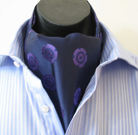 Copy of Blue mon cravat
