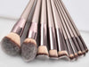 Champagne Makeup Brush Collection