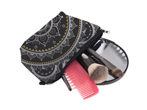 Jom Tokoy Grey Waterproof Makeup Bag