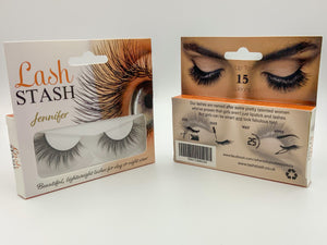 Jennifer Lashes by Lash Stash