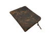 Man Be Buffalo Leather Tablet Case